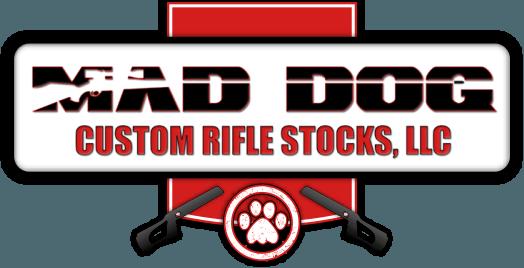 Mad Dog Rifle Stocks Logo